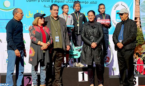مراكش ..تنظيم سباق على الطريق للتحسيس بأهمية الكشف المبكر عن السرطان لدى النساء