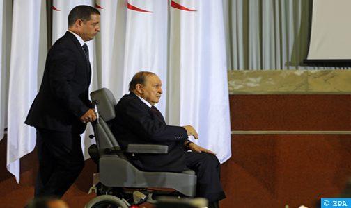 الرئيس بوتفليقة يتوجه يوم الأحد إلى جنيف لإجراء فحوصات طبية