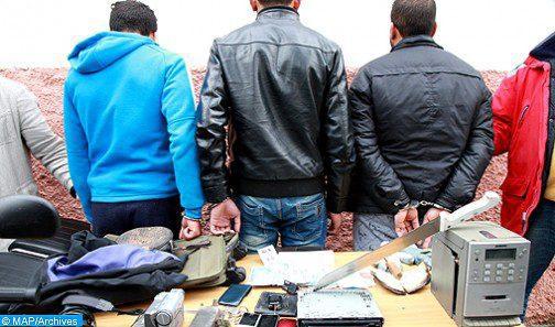 الناظور.. توقيف أربعة أشخاص للاشتباه في ارتباطهم بشبكة إجرامية تنشط في تنظيم الهجرة غير المشروعة والاتجار في المخدرات