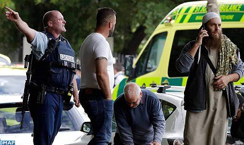 ارتفاع حصيلة الاعتداءين على مسجدين في نيوزيلندا إلى 49 قتيلا (الشرطة)