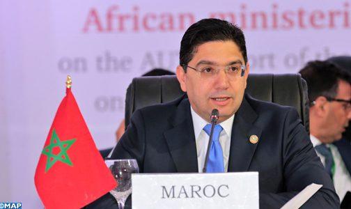 مؤتمر مراكش عرف مشاركة نوعية وكمية وتمثيلية لدول من المناطق الخمس بالقارة الإفريقية