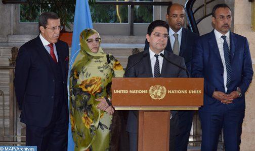 اختتام اليوم الأول من المائدة المستديرة الثانية المنعقدة بدعوة من المبعوث الشخصي للأمين العام للأمم المتحدة للصحراء المغربية