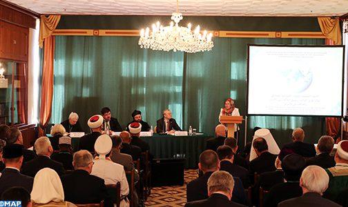 روسيا : تنظيم ندوة دولية حول سبل ضمان التعايش السلمي بين الأديان، بمشاركة المغرب