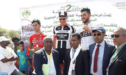 طواف الساحل الدولي للدراجات الهوائية: المنتخب الوطني المغربي (ب) ينهي المنافسات في المرتبة الثالثة