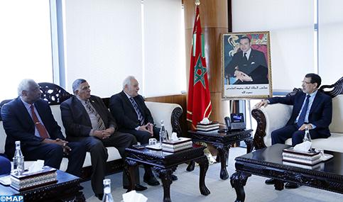 المغرب حريص على التعددية السياسية والنقابية