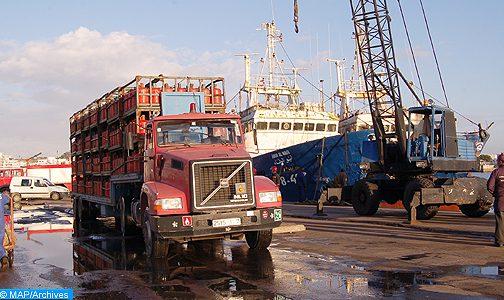 ميناء الدار البيضاء..تدابير جديدة لتنظيم وتسهيل مرور ومراقبة البضائع