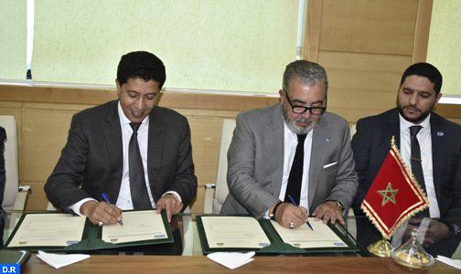 التوقيع على اتفاقية بين وكالة المغرب العربي للأنباء وجهة الشرق من أجل إبراز مؤهلات الجهة