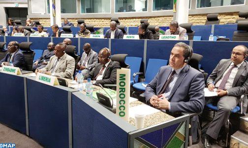 المغرب يجدد بأديس أبابا دعمه لتطلعات الشعب الليبي في بناء دولة ديمقراطية متضامنة وموحدة