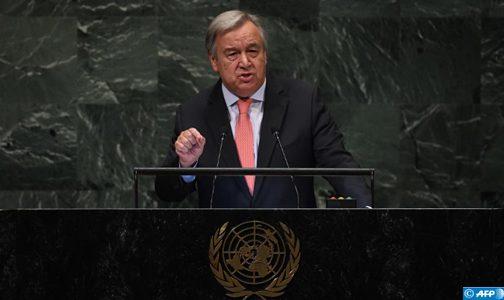 """التوترات الصينية-الأمريكية: الأمين العام للأمم المتحدة يدعو إلى تفادي """"حرب باردة جديدة"""""""