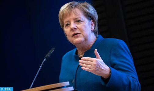 """المستشارة الألمانية تطالب قمة (جي 7) ب""""موقف واضح"""" من حرائق غابات الأمازون"""