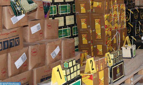 حجز وإتلاف 143 طنا من المواد الغذائية غير الصالحة للاستهلاك خلال العشرة أيام الأولى من رمضان
