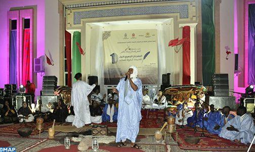 العيون .. انطلاق فعاليات المهرجان الجهوي الأول للقصيدة البدوية الحسانية