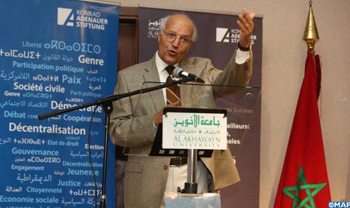 إفران.. افتتاح المؤتمر السنوي السادس المخصص لمسألة الهجرة