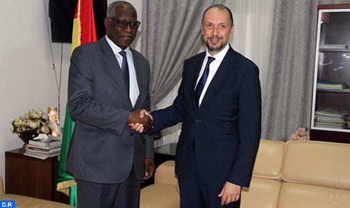 المغرب/غينيا: تتبع تقدم تنفيذ اتفاقيات التعاون الثنائية محور جلسة عمل في كوناكري