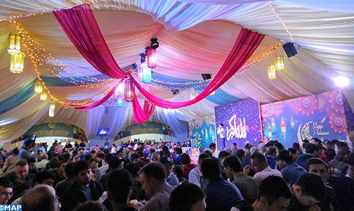 مسلمو موسكو يقضون شهر رمضان في أجواء من الفرح والابتهاج والتآزر والتضامن