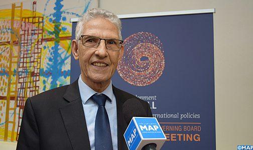 منظمة التعاون والتنمية الاقتصادية : المغرب يدعو لاعتماد مقاربة افريقية شاملة ومندمجة لاشكالية التنمية
