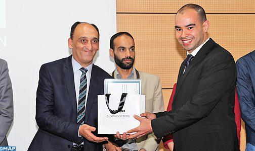 تتويج الفائزين في المبارتين الوطنيتين حول التطبيقات التربوية والحزم التعليمية التعلمية الرقمية