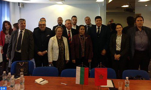 التوقيع في صوفيا على اتفاقية إنشاء غرفة التجارة المغربية البلغارية المشتركة