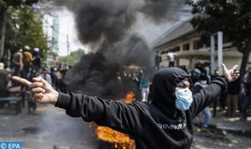 إندونيسيا.. مقتل 6 أشخاص وإصابة أزيد من 200 في مواجهات بعد إعلان نتائج الانتخابات