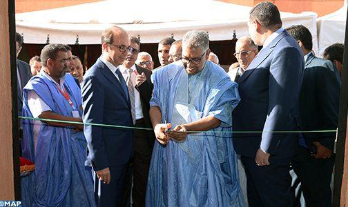 وزير الصحة يشرف على تدشين الشطر الأول من مشروع تأهيل المستشفى الإقليمي لأسا الزاك