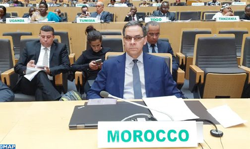 لجنة الممثلين الدائمين للاتحاد الافريقي تعقد بأديس أبابا دورتها ال38 العادية بمشاركة المغرب
