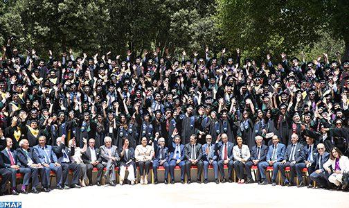 جامعة الأخوين تحتفي بخريجها ال486 ضمن فوجها ال22