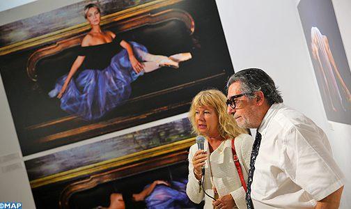 """الرباط.. افتتاح معرض """"نظرة معينة حول العرض"""" لألان هانيل"""
