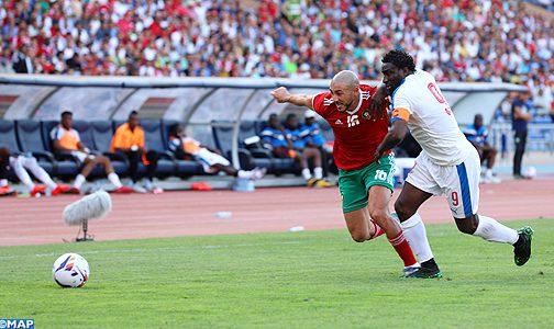 مباراة ودية.. المنتخب المغربي ينهزم أمام نظيره الغامبي بهدف للاشيء