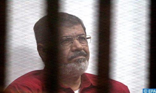 وفاة الرئيس المصري السابق محمد مرسي (وسائل اعلام)