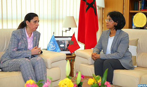 مسؤولة أممية تثمن جهود المغرب المتعلقة بتحقيق أهداف التنمية المستدامة في أفق 2030