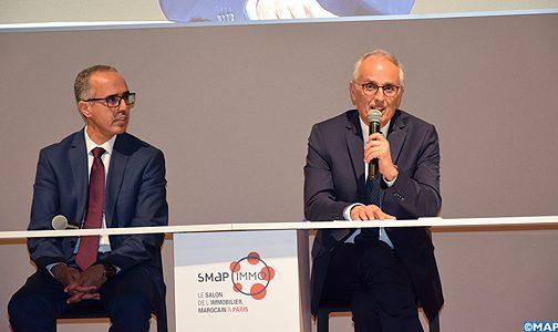 السيد الفاسي الفهري يدعو المغاربة المقيمين بالخارج إلى الاستفادة من الفرص التي يتيحها الاستثمار في قطاع العقار بالمغرب