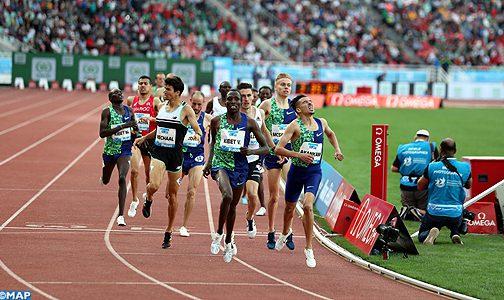 العصبة الماسية.. تسجيل أحسن إنجازين في السنة في سباقي 3000م موانع ذكورا و1500م إناثا