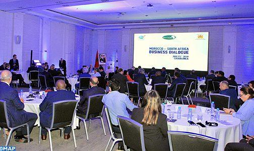 الدار البيضاء .. حوار أعمال رفيع المستوى حول الشراكة الاقتصادية بين المغرب وجنوب إفريقيا