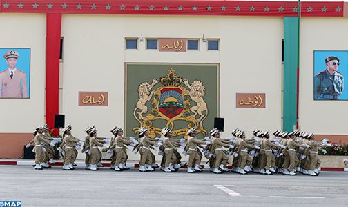 بنسليمان …. حفل تخرج فوج جديد من أطر القوات المساعدة