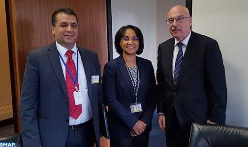 رئيس مكتب الأمم المتحدة لمكافحة الإرهاب يبرز دعم المغرب للجهود الدولية