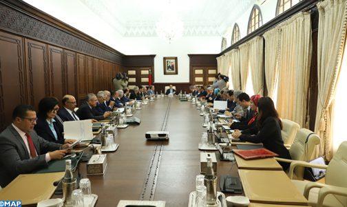 مجلس الحكومة يصادق على مشروع مرسوم يتعلق بالصندوق المغربي للتأمين الصحي