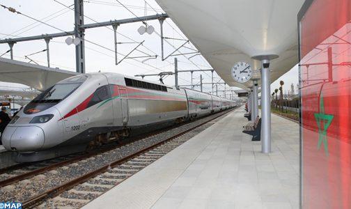 البراق، القطار فائق السرعة المغربي، ثمرة رؤية صاحب الجلالة الملك محمد السادس (جريدة جنوب إفريقية)