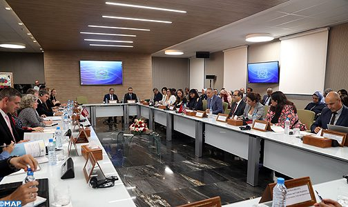 الرباط..اجتماع اللجنة المشتركة لمتابعة تنفيذ اتفاقية التبادل الحر بين المغرب والولايات المتحدة الأمريكية
