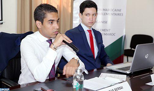 """""""برلمان الشباب المغربي"""" يدعو إلى إدماج الشباب في الحياة السياسية وإشراكهم في المسلسل التنموي بالمملكة"""