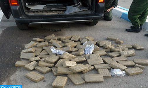 طنجة .. حجز طنين و200 كيلوغرام من مخدر الشيرا كانت موجهة للتهريب الدولي