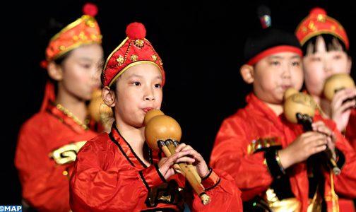 افتتاح الدورة ال 20 لمهرجان وليلي الدولي لموسيقى العالم التقليدية
