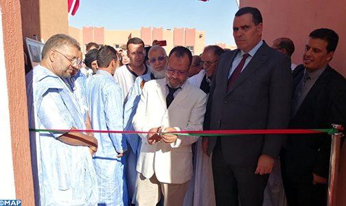 تدشين مركز لاستقبال وإيواء الأطباء بالمستشفى الإقليمي لأسا الزاك