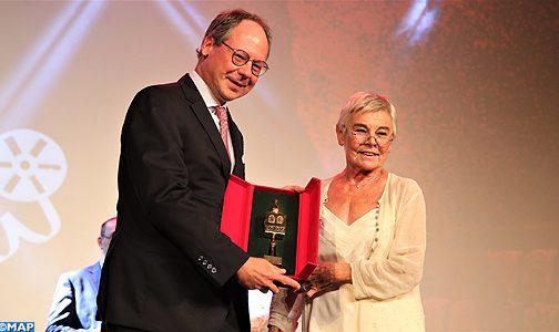 """الفيلم النمساوي """"الأرض تحت قدمي"""" لماري كروتزر يتوج بالجائزة الكبرى للمهرجان الدولي لفيلم المرأة بسلا"""