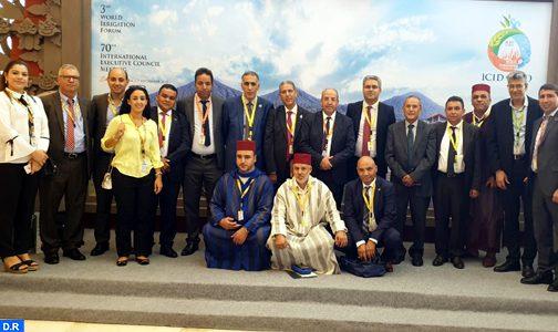 مشاركة متميزة للمغرب في المنتدى العالمي الثالث للري في بالي
