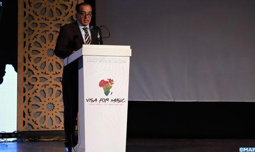 وزارة الثقافة تدعم كافة المبادرات المماثلة لمهرجان فيزا فور ميوزيك (السيد عبيابة)