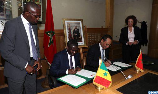 """وزير سينغالي: المغرب والسينغال تربطهما علاقات """"نموذجية وعريقة"""""""