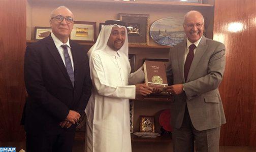 تعزيز التعاون في مجال التعليم العالي والبحث العلمي محور مباحثات قطرية مغربية في الدوحة