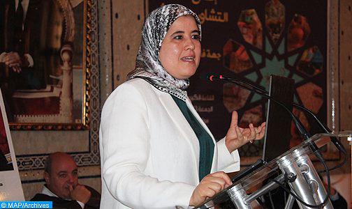 السيدة المصلي تستعرض في مؤتمر عربي الإصلاحات التي أطلقها المغرب للنهوض بوضعية المرأة وحماية حقوقها