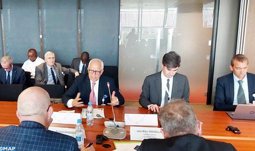 إفريقيا مدعوة لبذل جهود كبيرة لتدارك الفجوة في مشاريع البنيات التحتية