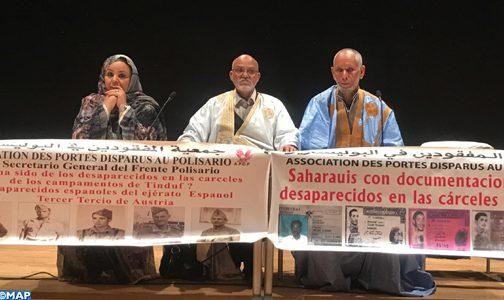 إسبانيا .. وفد من المجتمع المدني بالأقاليم الجنوبية للمملكة يفضح خلال لقاءات بفيتوريا انتهاكات حقوق الإنسان لدى البوليساريو